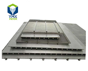 Stainless Steel Wedge Wire Panel