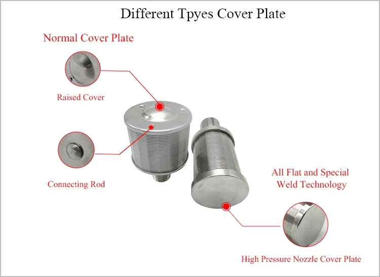 Single Head Filter Retention Nozzle