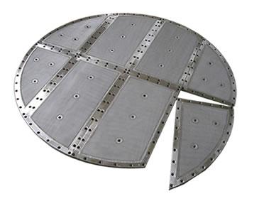 Multi-layered Sintered Filter Disc