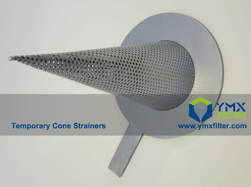304 Temporary Cone Strainer