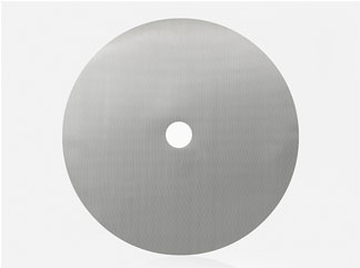 Introduction of stainless steel filter disc features