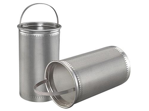Steel Wire Mesh Strainer Basket
