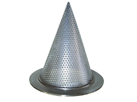 Wire Mesh Cone Strainer Filter