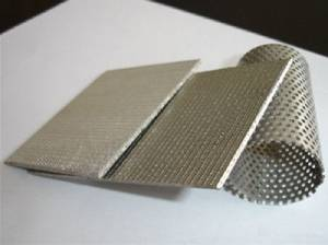 Sintering Process of Multilayer Stainless Steel Sintered Mesh