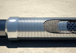 Wells Screens of the filter (gravel) pack and well screen are very important in producing a fully successful well.