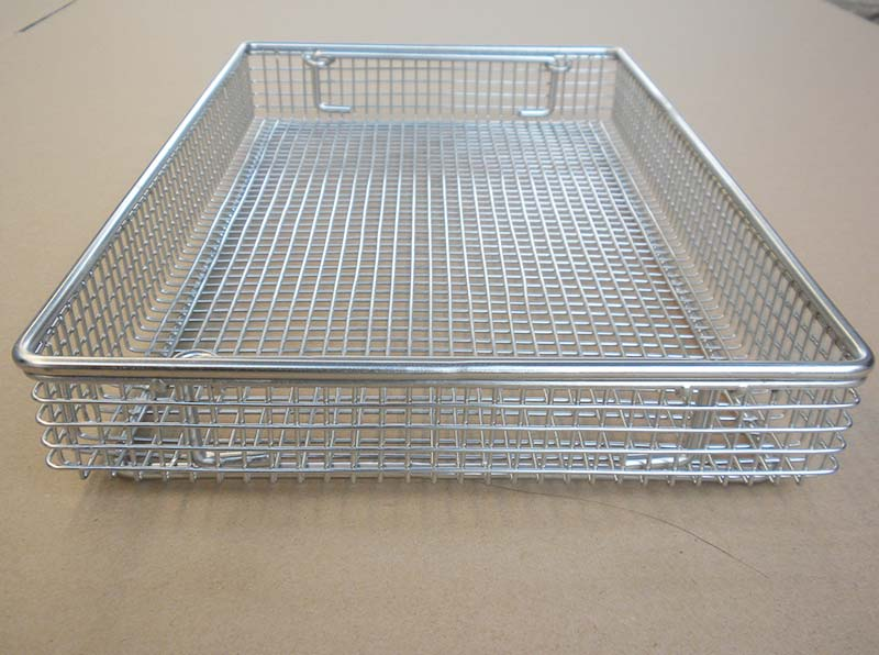 Welded Mesh Basket