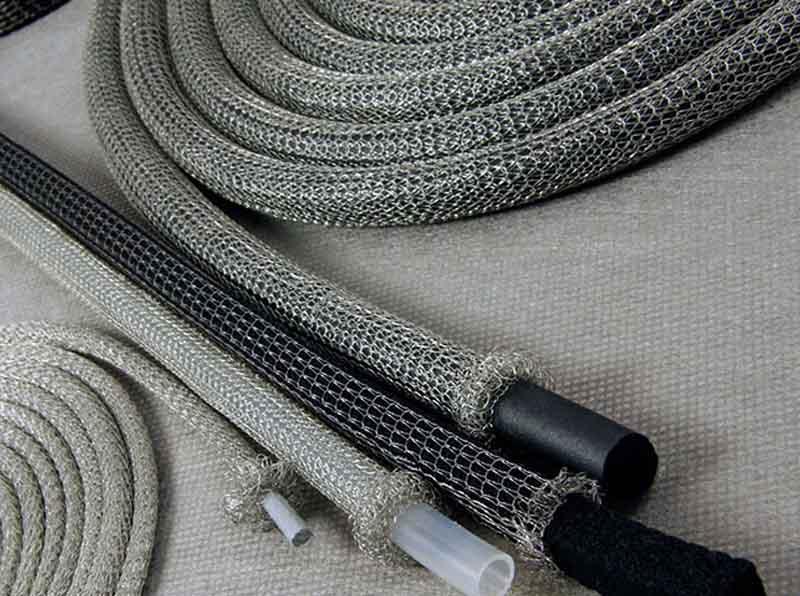EMI/RFI Shielding Knitted Wire Mesh