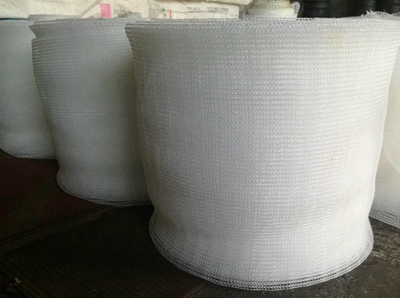Teflon/PP/PE Material Knitted Wire Mesh Filter Fabric
