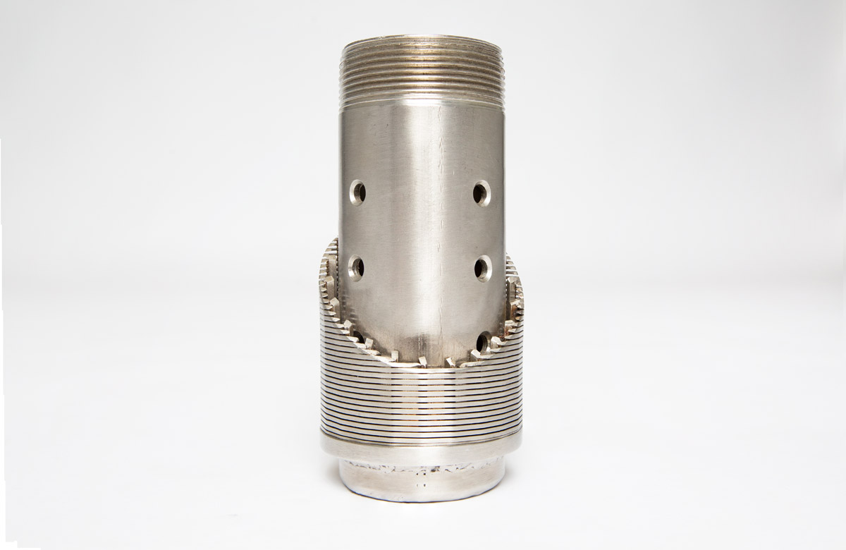 Stainless Steel Hub and Header Laterals for water equipment