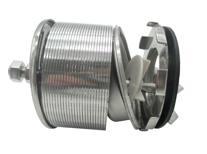 Wedge Wire False Bottom Nozzle