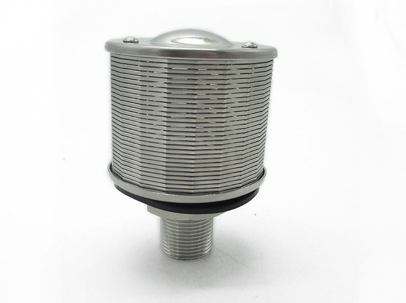Single Head Filter Retention Nozzle