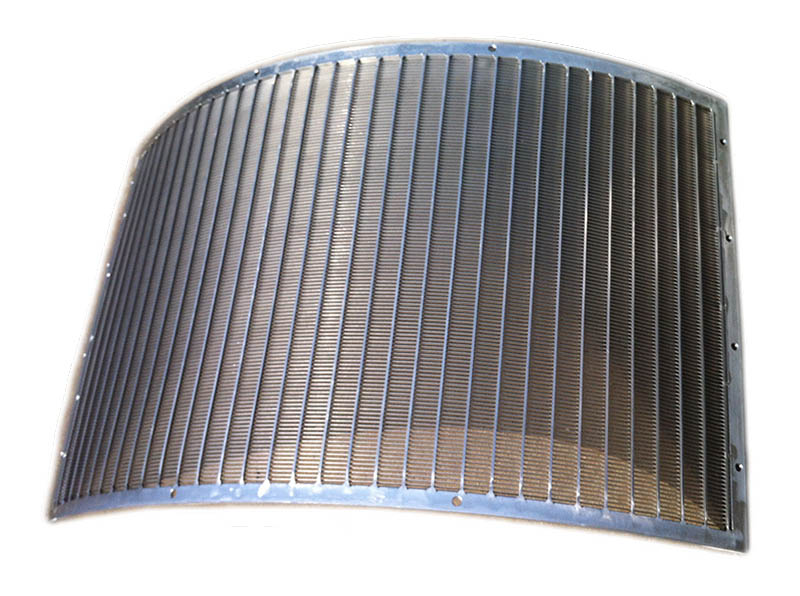 V-shaped Sieve Bend DSM Screen