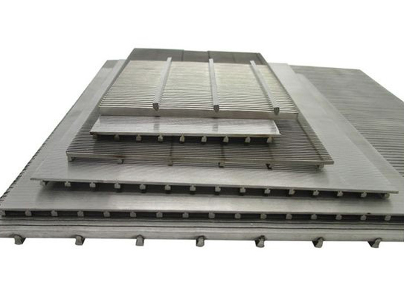 SS Wedge Wire Panel
