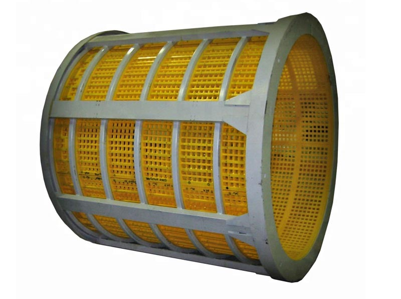 Polyurethane Trommel Screen