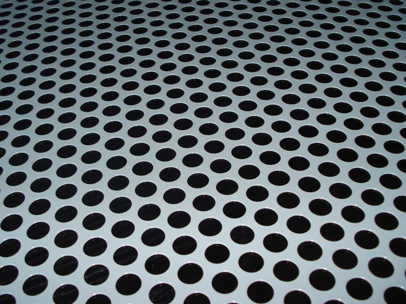 Perforated Metal Filter Screen-round hole