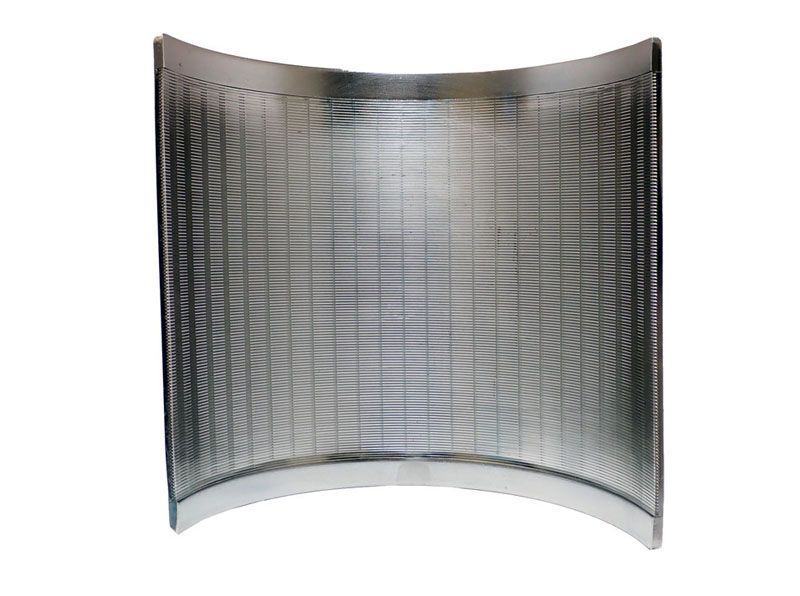 V-shaped Sieve Bend DSM Screen
