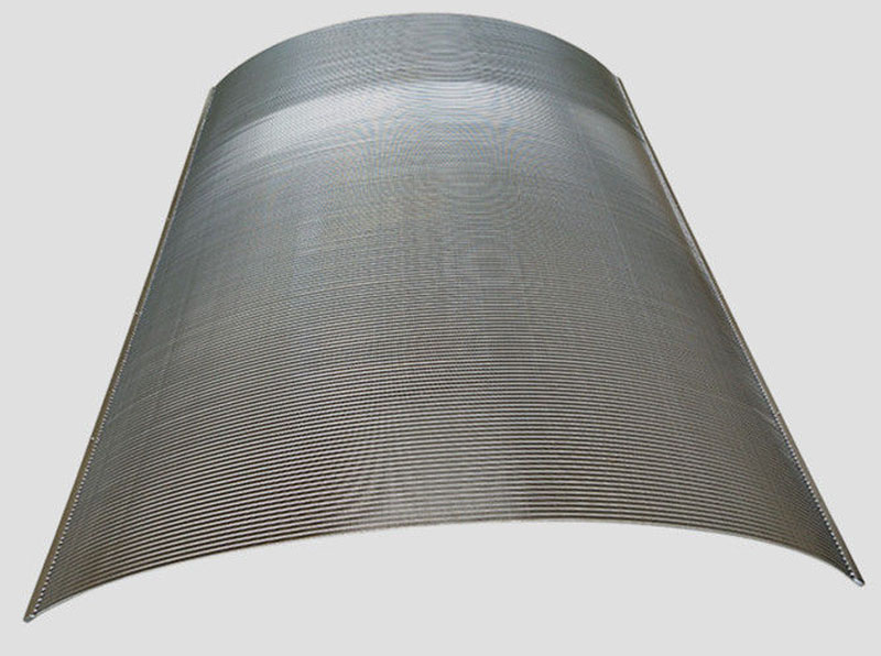 De-water Sieve Bend Screen