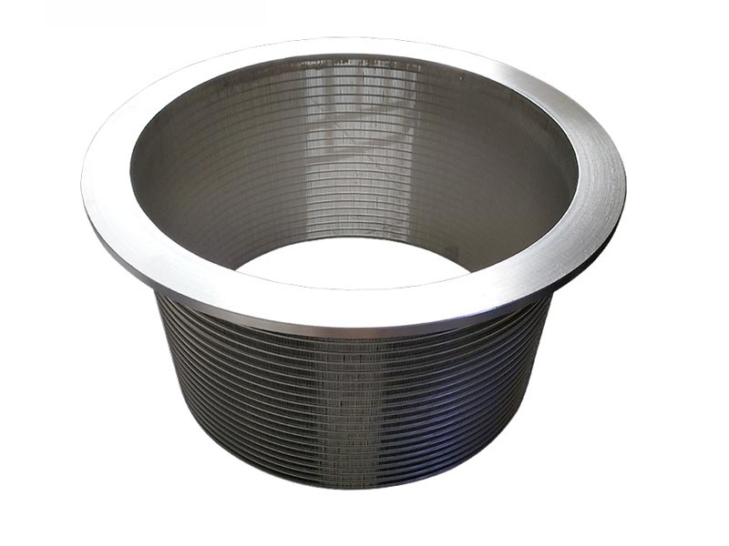 Slotted Wedge Wire Basket