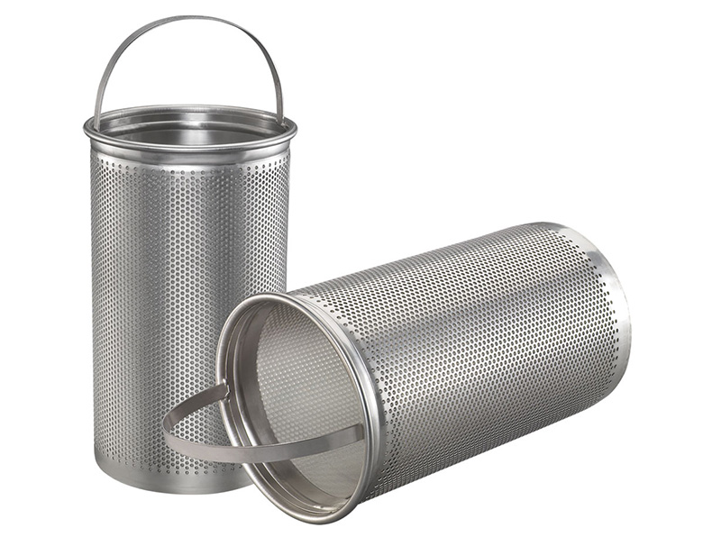 Stainless Steel Wire Mesh Strainer Basket