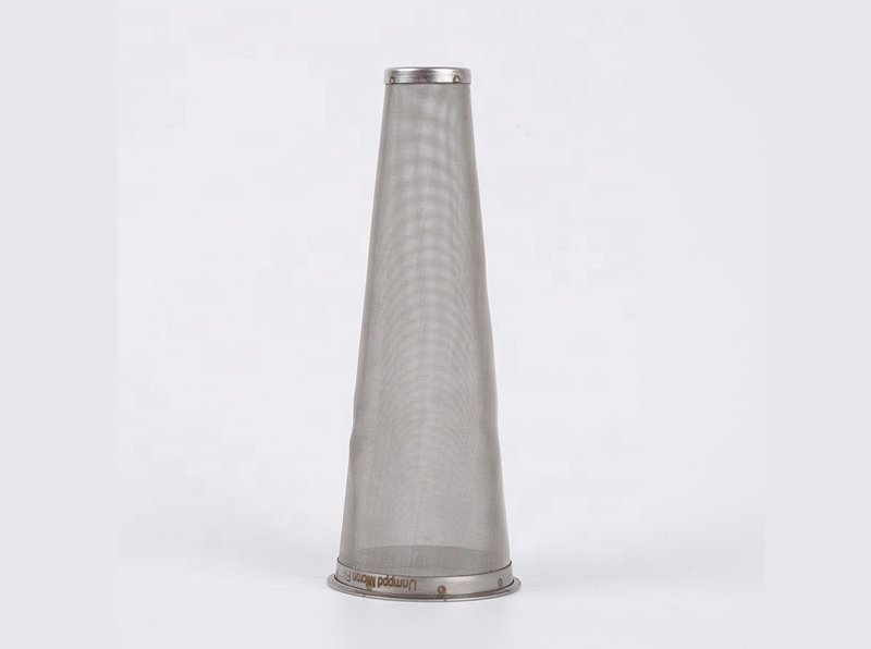 Cone Shape Filter Strainer