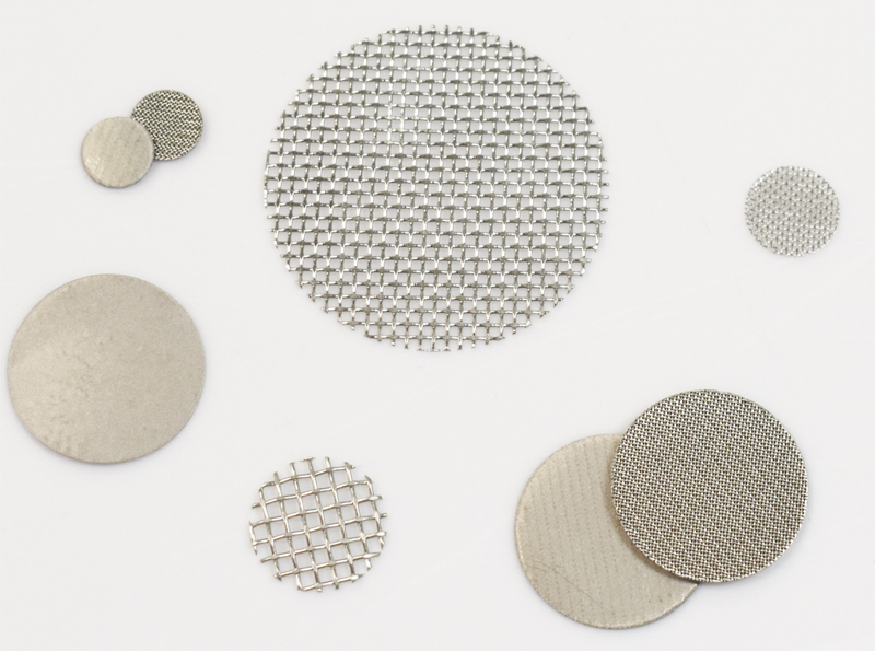 Wire Cloth Filter Discs