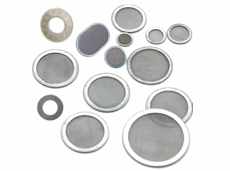 100 Micron Multi-Layer Mesh Filter Disc