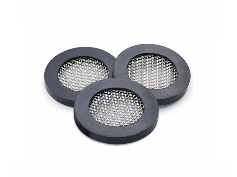 High temperature resistance cone washer strainer