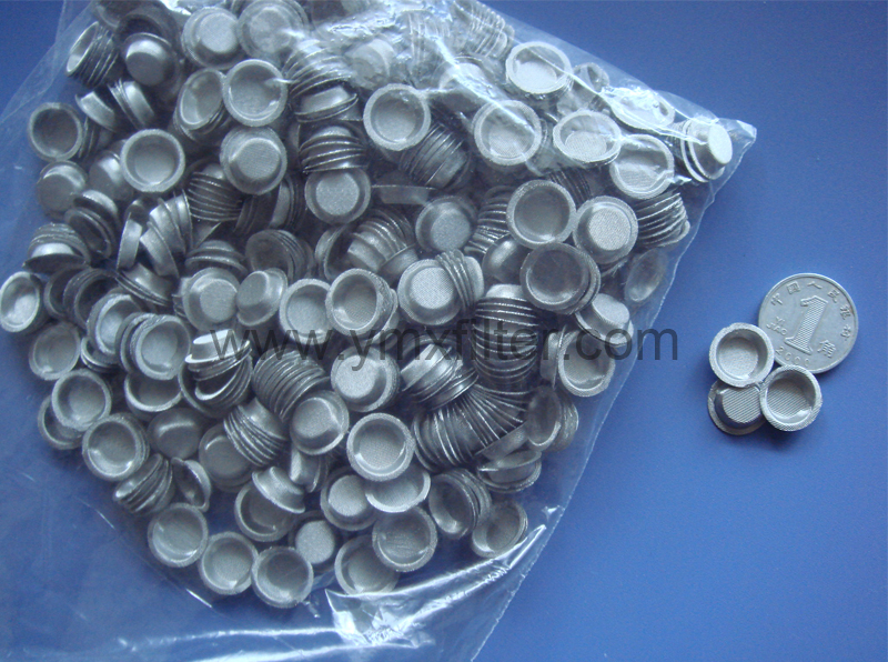 316L Wire Cloth Nozzle Tip Filter Mesh