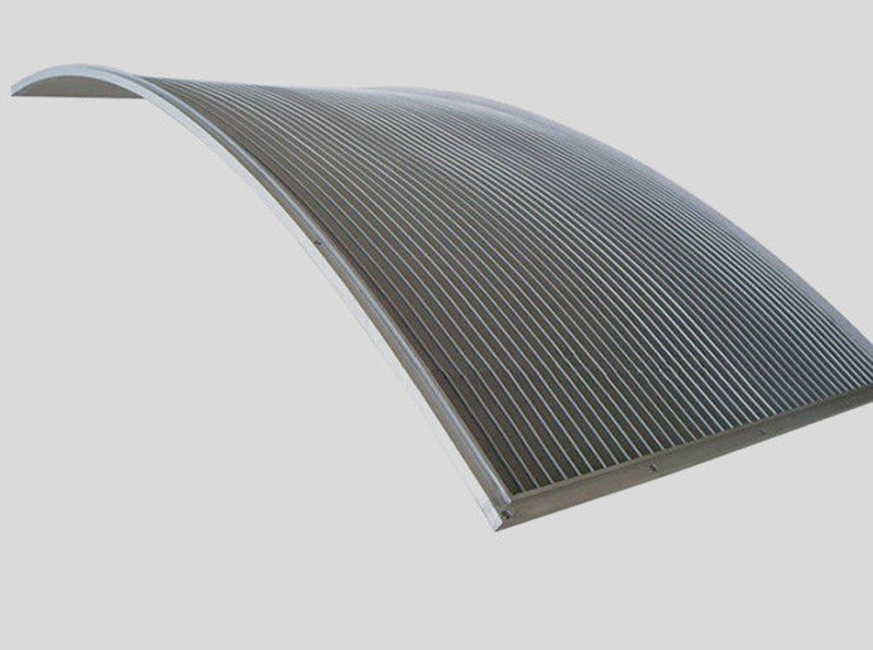 Curved Sieve Bend
