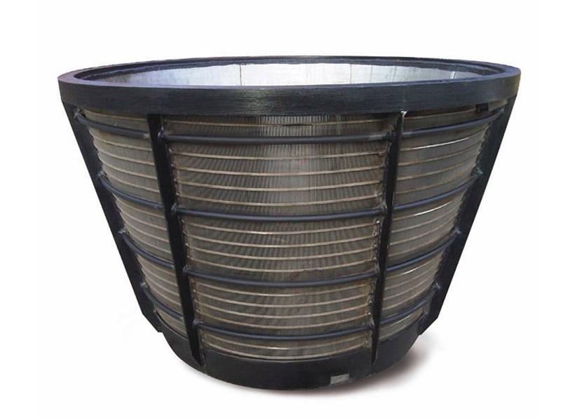 Coal centrifuge basket for Mining Processing