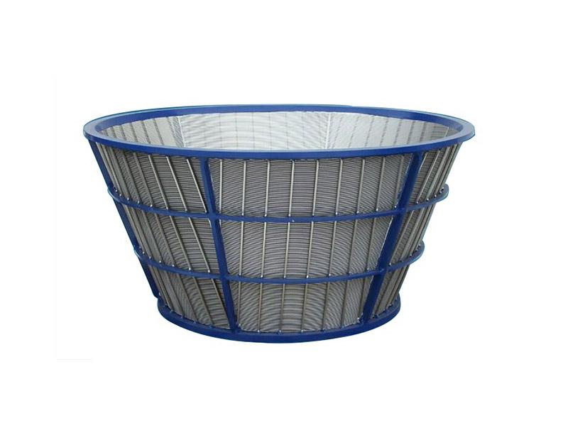 Centrifuge Basket For Coal Dewatering Process