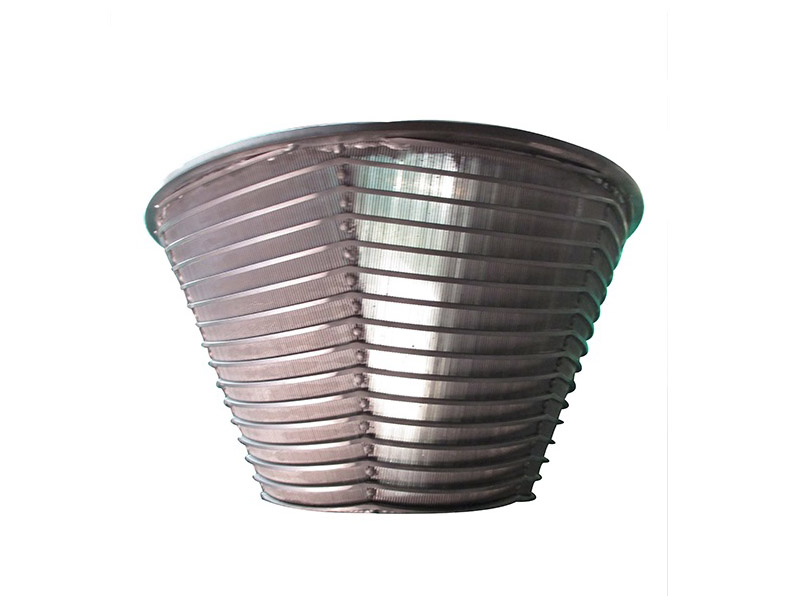 Industrial Wire Centrifuge Basket Screen