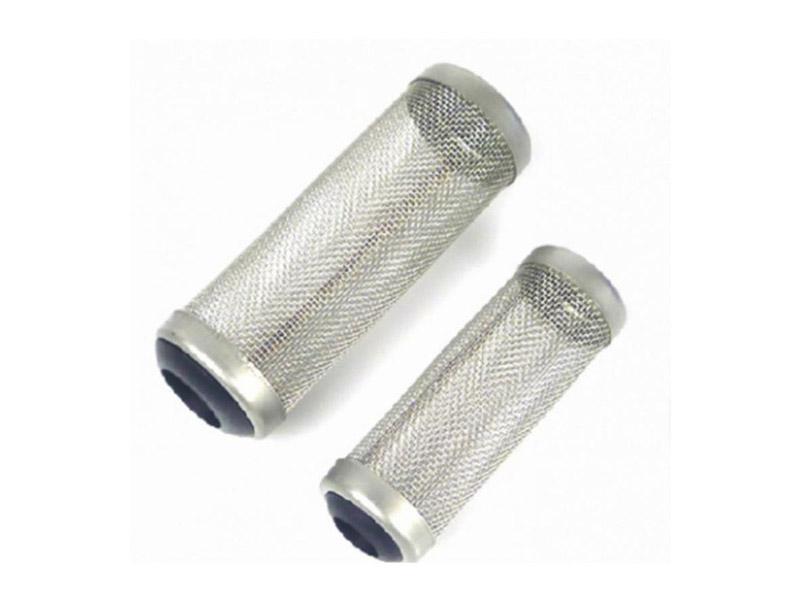 Aquarium Filter Guard Stainless Steel Metal Filter Tube