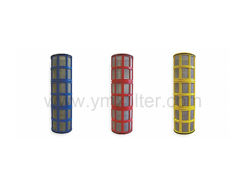 Water Treatment Filter Cylinder Plastic Injected