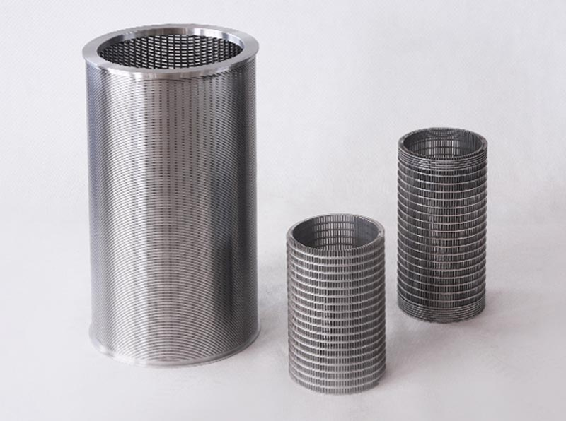 Wedge Wire Pipe