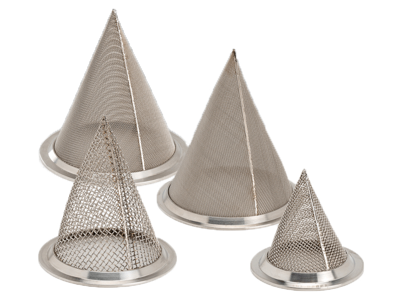Temporary Cone Filter Bucket