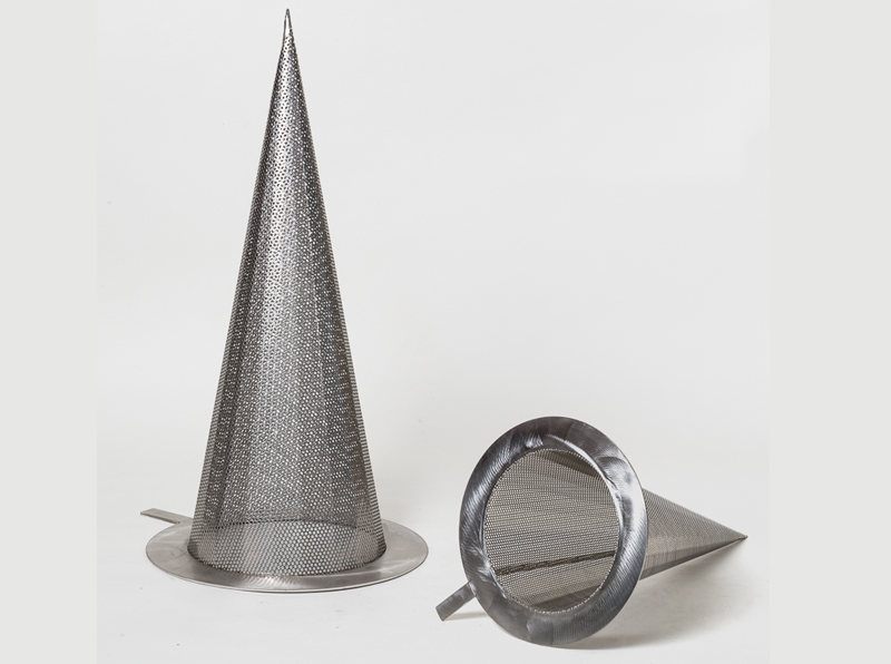 YMX Cone Strainers Technical Data