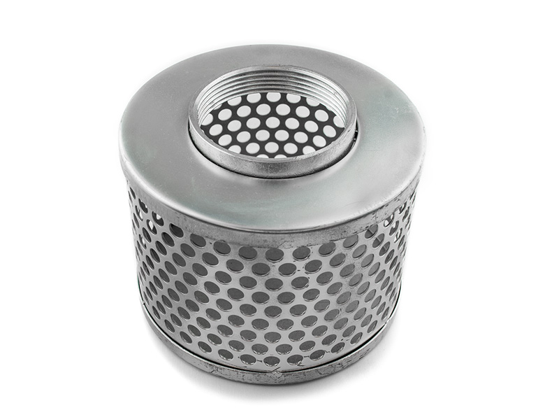 Side Perforated Suction Strainers