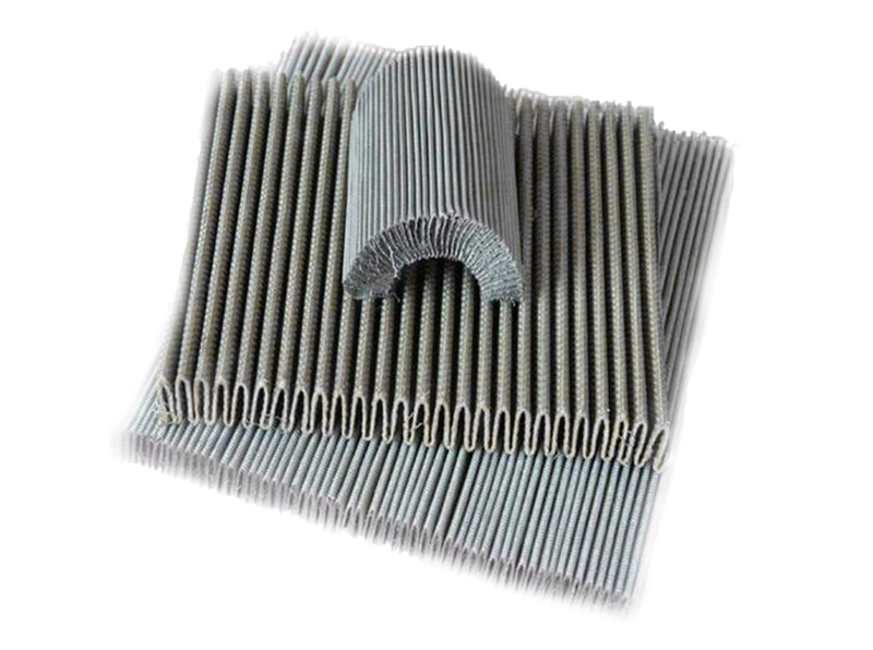 SS Wire Mesh Pleated Filter Elements