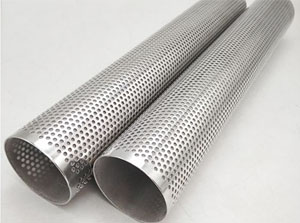 Working Principle Of Wire Mesh Filter