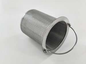 Maintenance And Working Principle of Perforated Metal Filter Basket Strainer